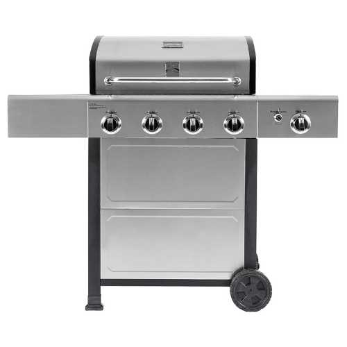 Kenmore 4 Burner Gas Grill