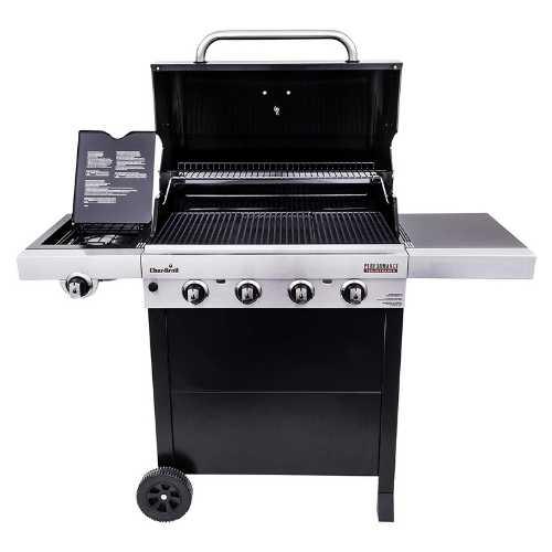 char broil tru infrared 4 burner gas grill