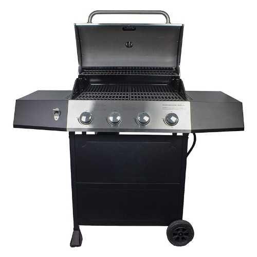 cuisinart 4 burner gas grill