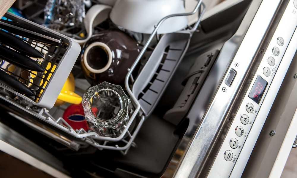 dishwasher washing cycle