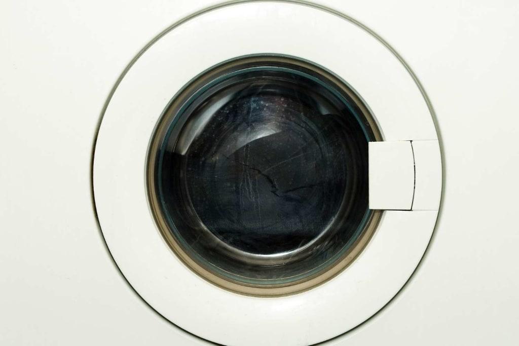 How do you bypass a washing machine door lock