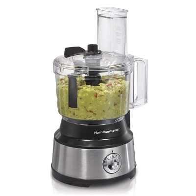 Hamilton Beach 10-Cup Food Processor & Vegetable Chopper With Bowl Scraper