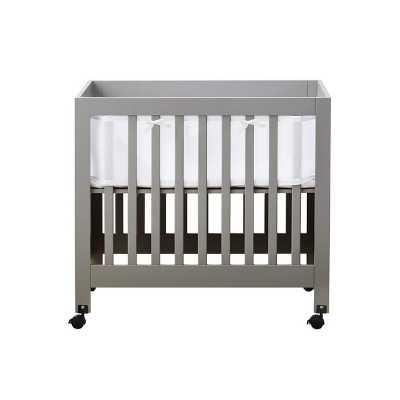 Classic Breathable Mesh Mini Crib