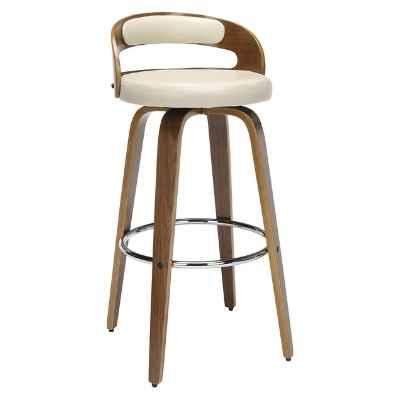 30-inch swivel bar stools with backs