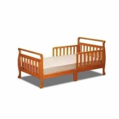 Modern Toddler Bed Athena Anna Sleigh Modern Toddler Bed