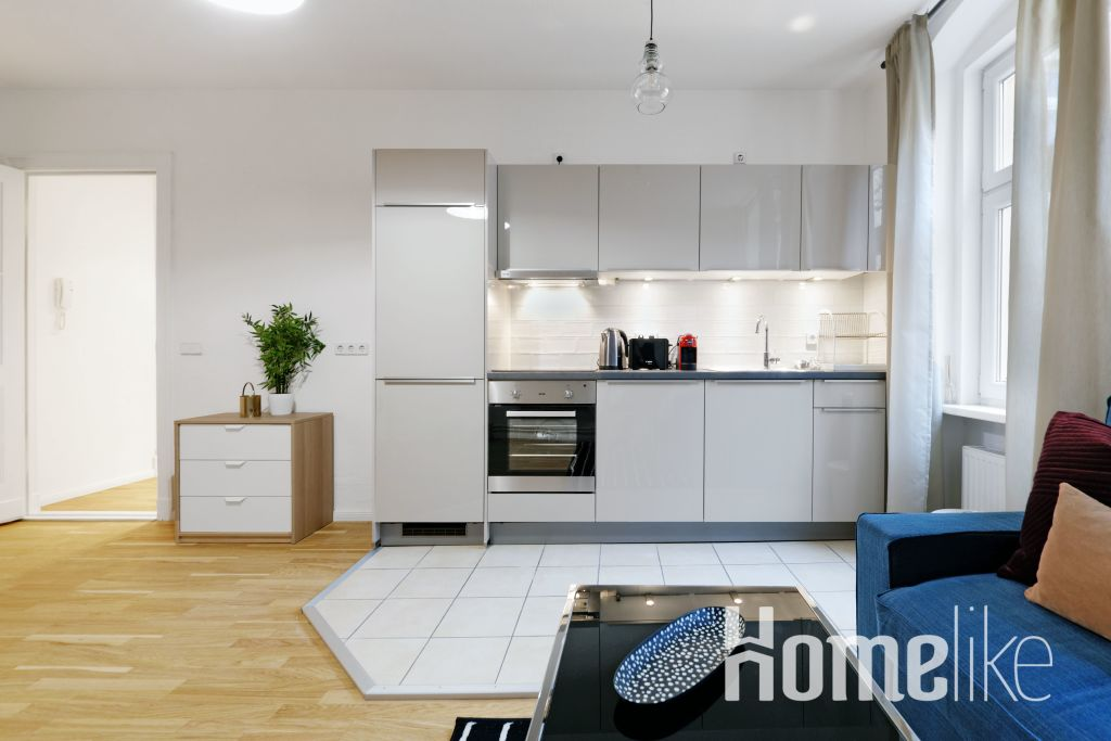 image 4 furnished 1 bedroom Apartment for rent in Moabit, Mitte