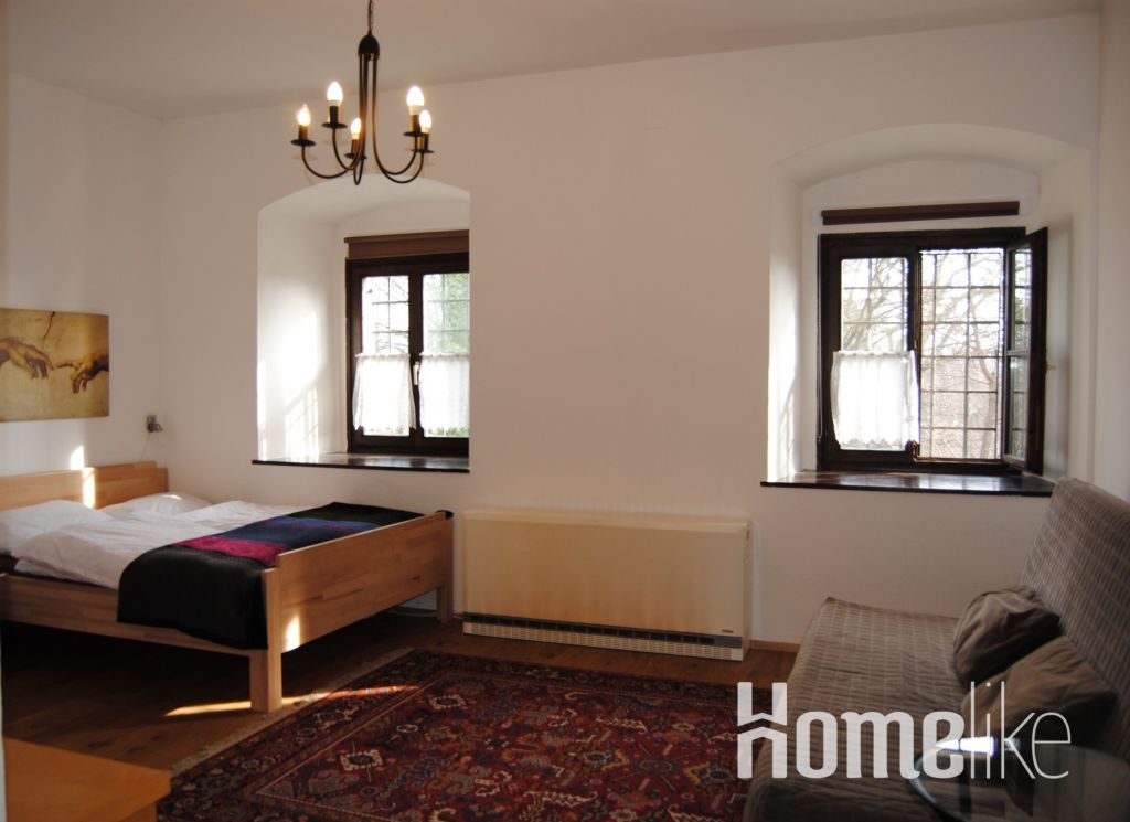 image 1 furnished 1 bedroom Apartment for rent in Graz, Styria