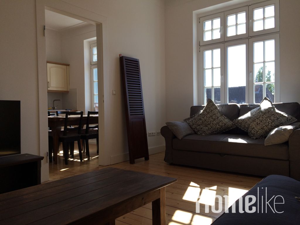 image 2 furnished 2 bedroom Apartment for rent in Lorick, Dusseldorf