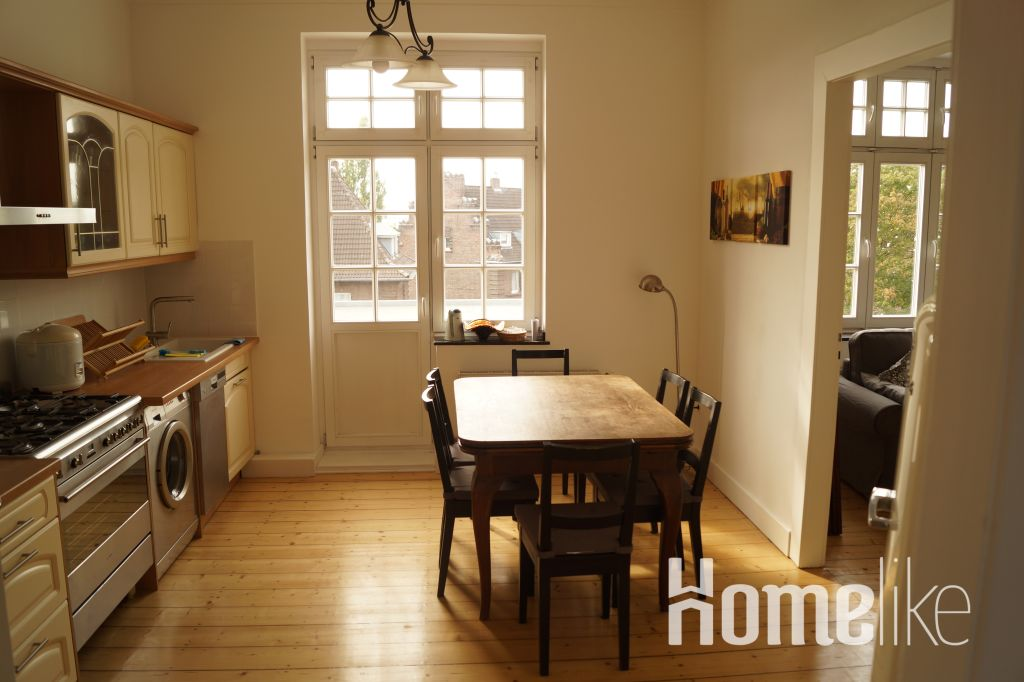 image 9 furnished 2 bedroom Apartment for rent in Lorick, Dusseldorf