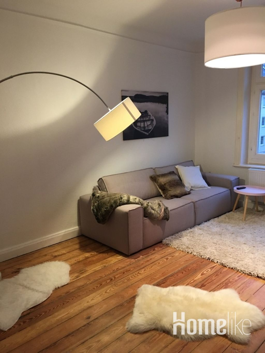 image 2 furnished 1 bedroom Apartment for rent in Hamm Center, Mitte Hamburg