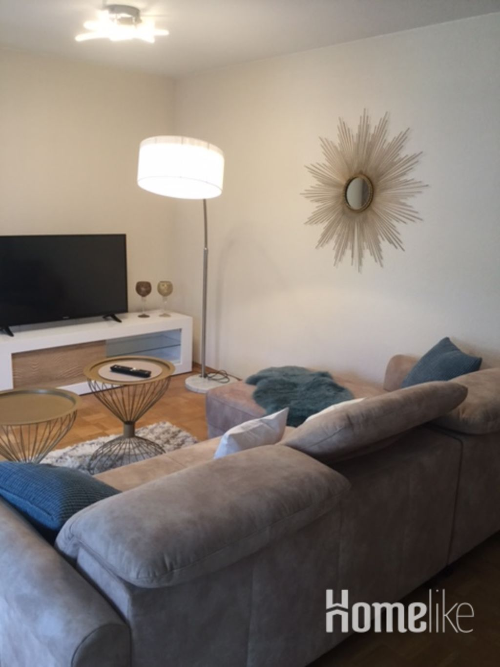 image 2 furnished 1 bedroom Apartment for rent in Niederursel, Frankfurt
