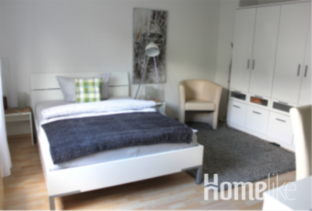 image 1 furnished 1 bedroom Apartment for rent in Stuttgart, Baden-Wurttemberg