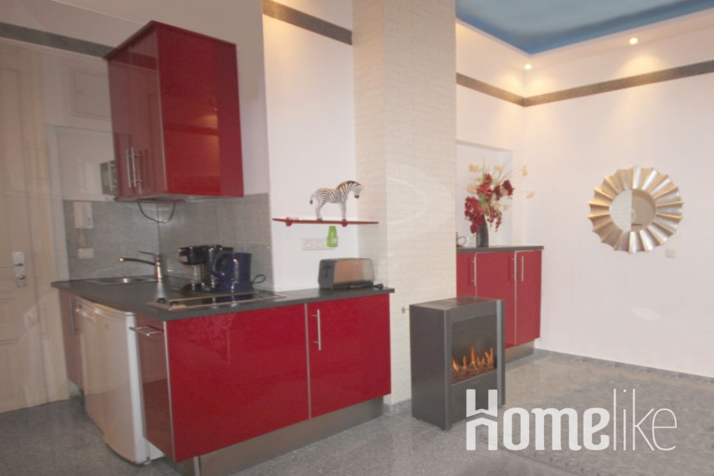 image 4 furnished 1 bedroom Apartment for rent in Frankfurter Berg, Frankfurt