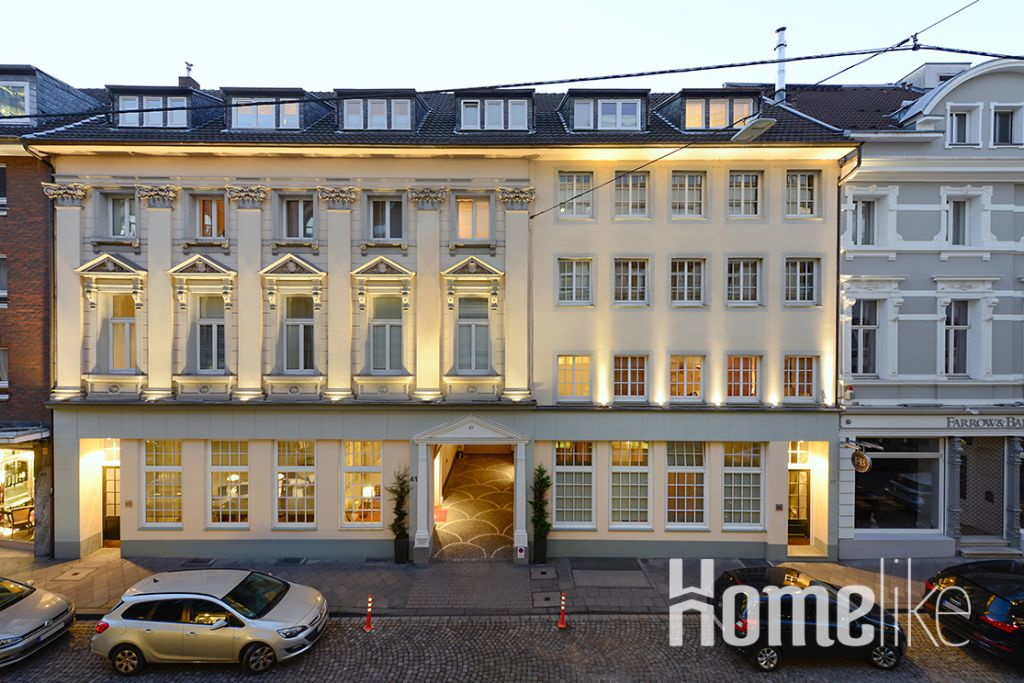 image 9 furnished 1 bedroom Apartment for rent in Benrath, Dusseldorf