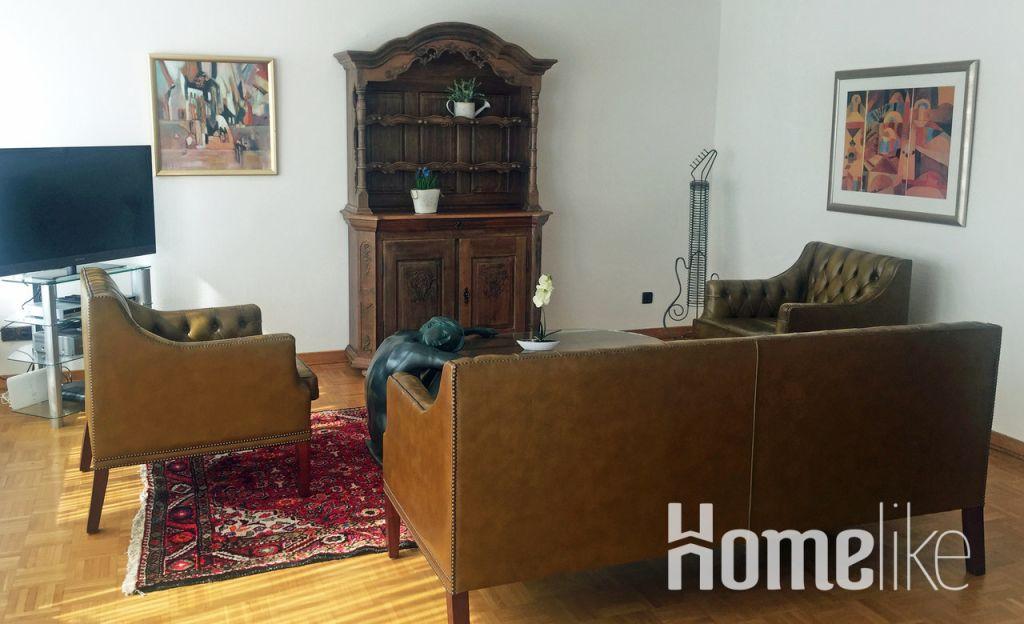 image 3 furnished 2 bedroom Apartment for rent in Flingern North, Dusseldorf