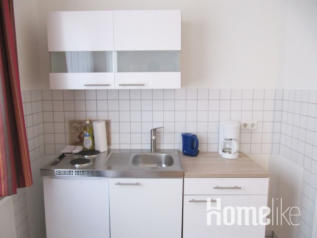 image 2 furnished 1 bedroom Apartment for rent in Flingern North, Dusseldorf