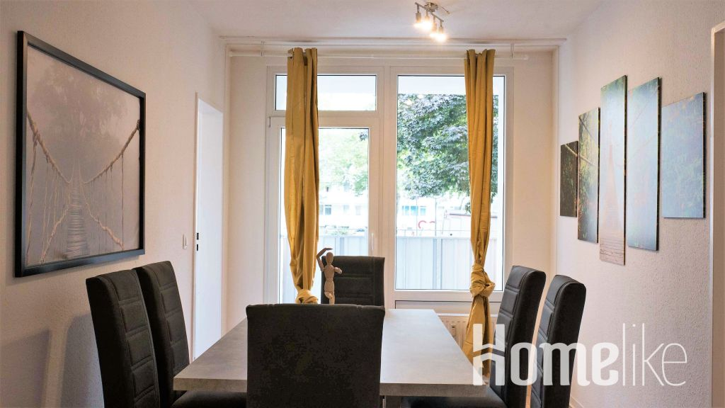 image 4 furnished 2 bedroom Apartment for rent in Hassels, Dusseldorf