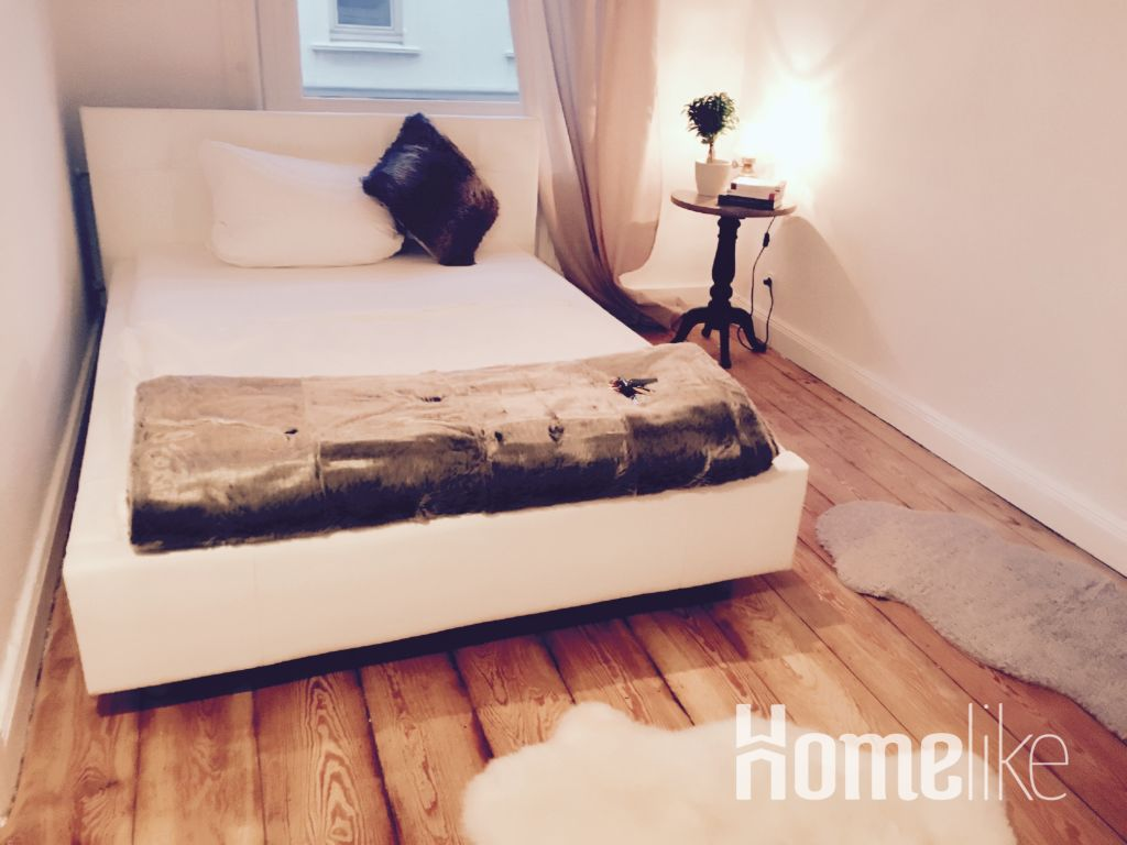 image 5 furnished 1 bedroom Apartment for rent in Hamm Center, Mitte Hamburg