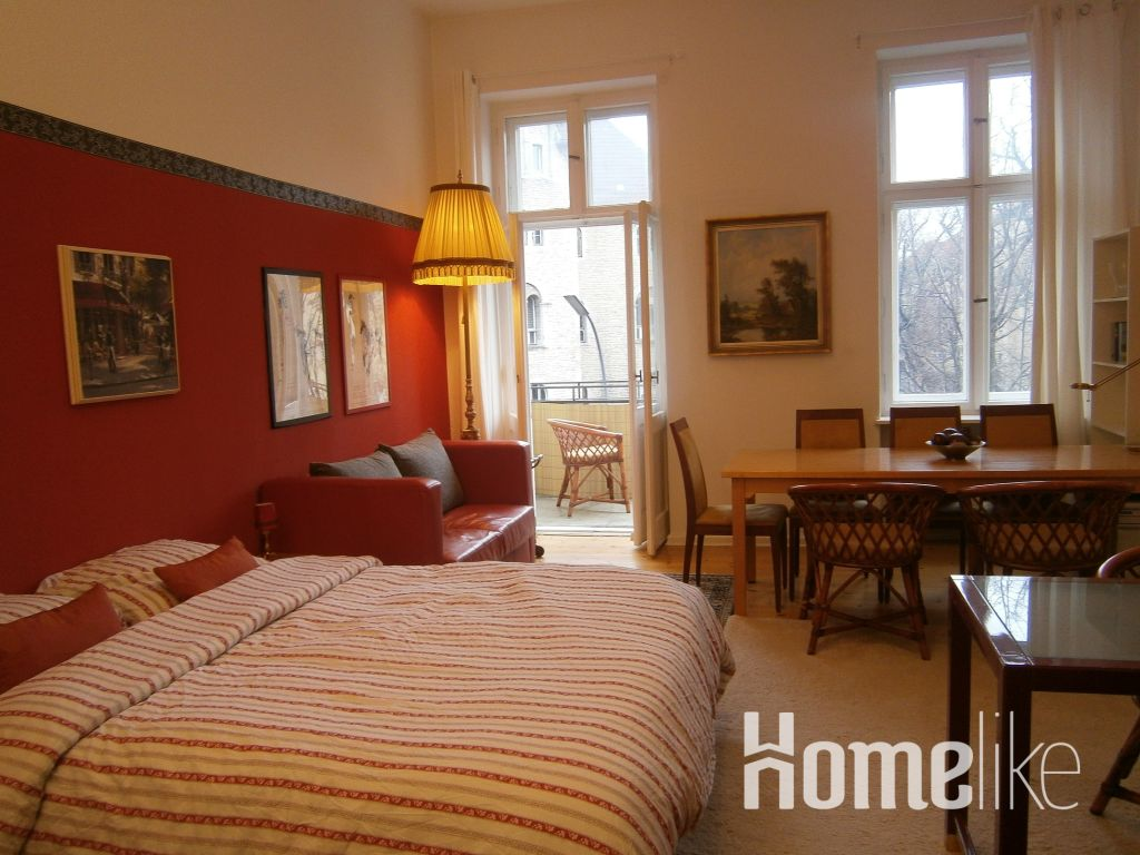 image 3 furnished 3 bedroom Apartment for rent in Charlottenburg, Charlottenburg-Wilmersdorf