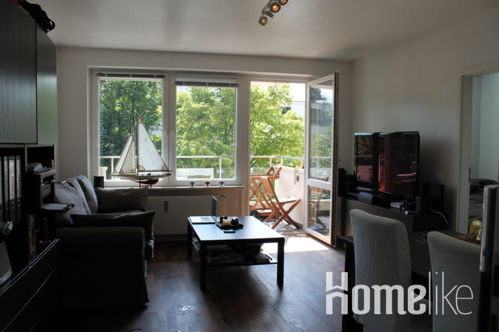 image 1 furnished 1 bedroom Apartment for rent in Barmbek South, Nord