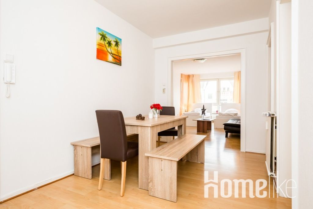image 6 furnished 2 bedroom Apartment for rent in Pempelfort, Dusseldorf