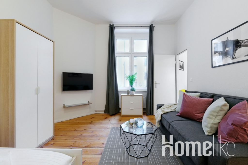 image 1 furnished 1 bedroom Apartment for rent in Charlottenburg, Charlottenburg-Wilmersdorf