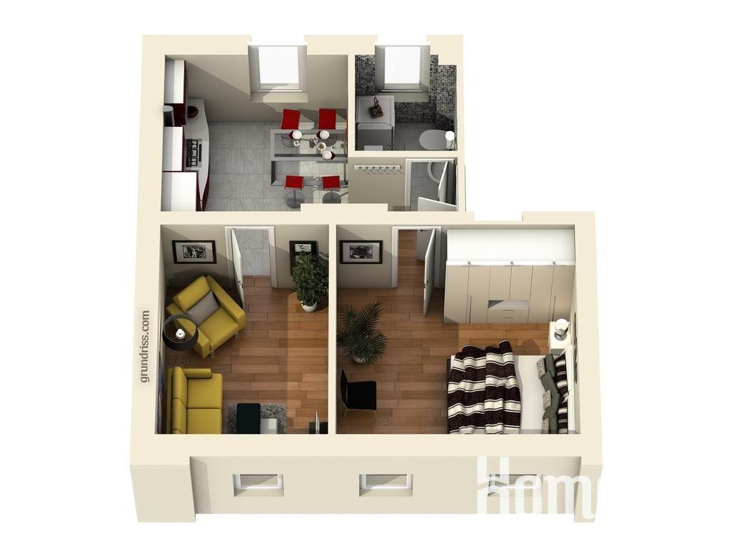 image 6 furnished 1 bedroom Apartment for rent in Bruhl, Rhein-Erft-Kreis