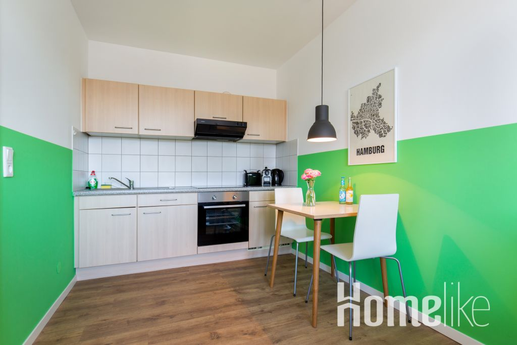 image 3 furnished 1 bedroom Apartment for rent in Altona (Altstadt), Altona