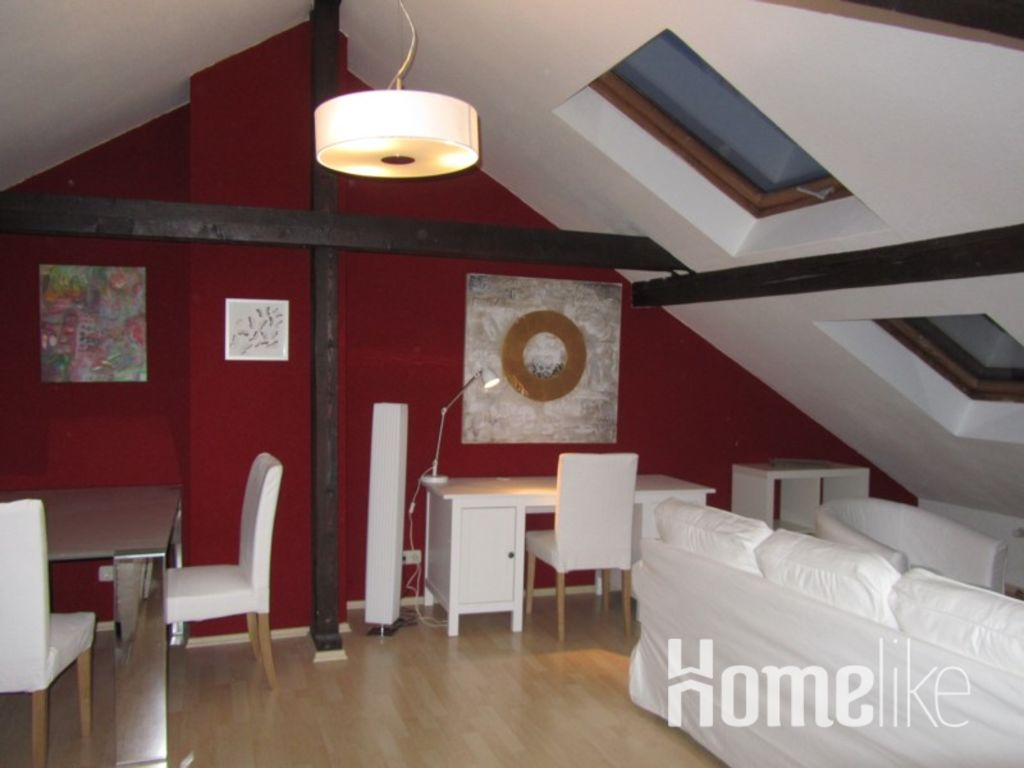 image 1 furnished 1 bedroom Apartment for rent in Hammersbach, Main-Kinzig-Kreis