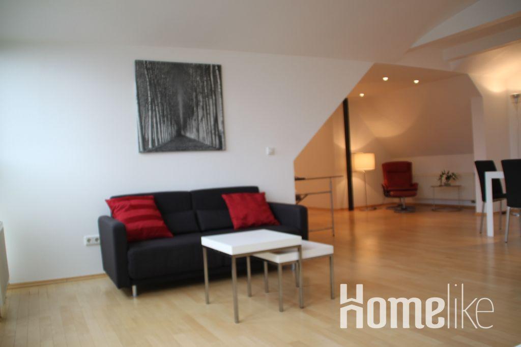 image 1 furnished 1 bedroom Apartment for rent in Flingern North, Dusseldorf