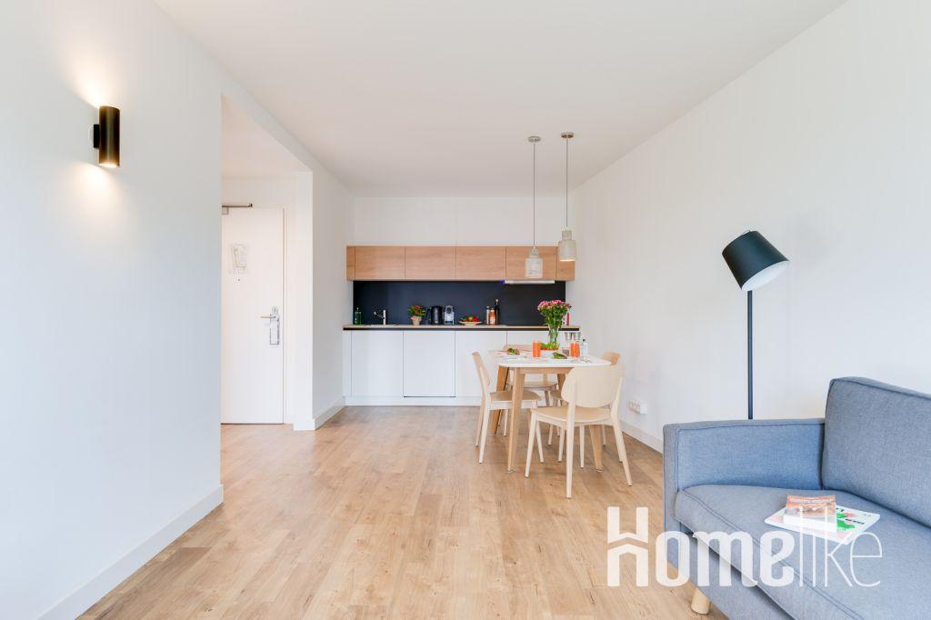 image 2 furnished 1 bedroom Apartment for rent in Karlshorst, Lichtenberg