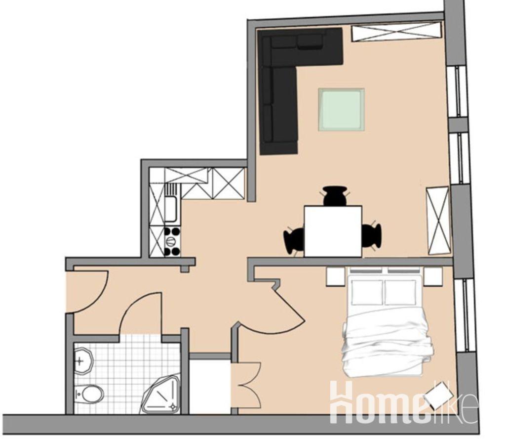 image 8 furnished 1 bedroom Apartment for rent in Barth, Nordvorpommern