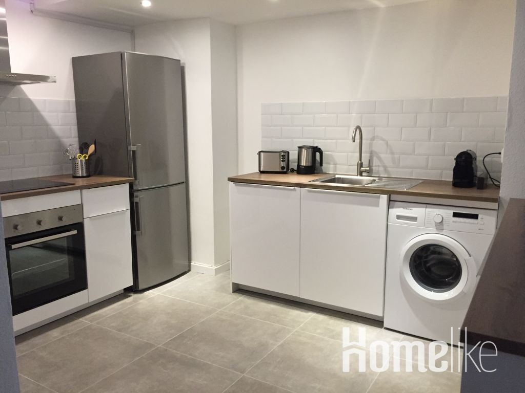 image 4 furnished 1 bedroom Apartment for rent in Dusseltal, Dusseldorf