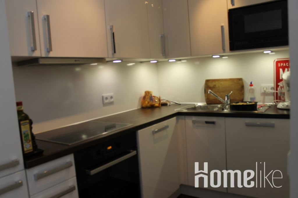 image 4 furnished 1 bedroom Apartment for rent in Barmbek South, Nord