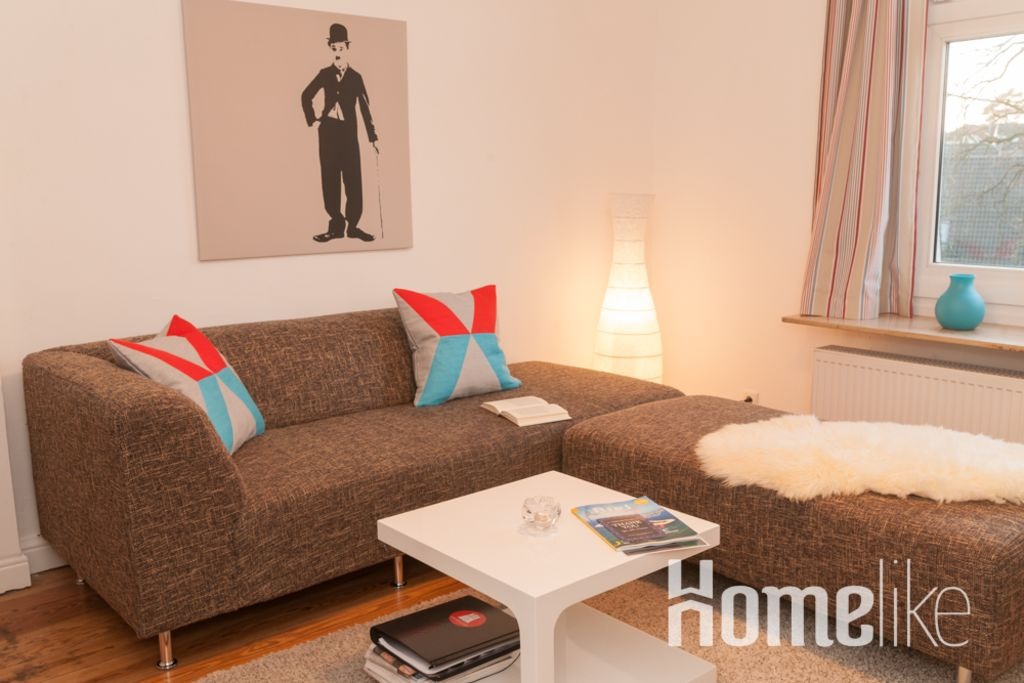 image 1 furnished 1 bedroom Apartment for rent in Hamburg Old Town, Mitte Hamburg