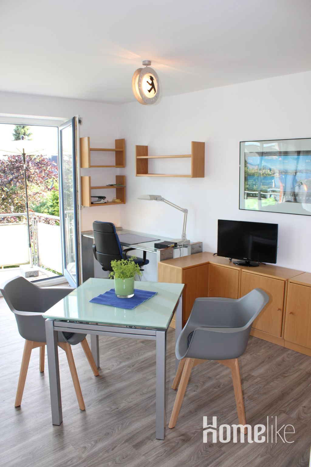 image 2 furnished 1 bedroom Apartment for rent in Seevetal, Harburg Lower Saxony