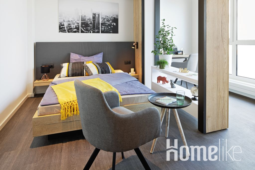 image 1 furnished 1 bedroom Apartment for rent in Altstadt, Frankfurt
