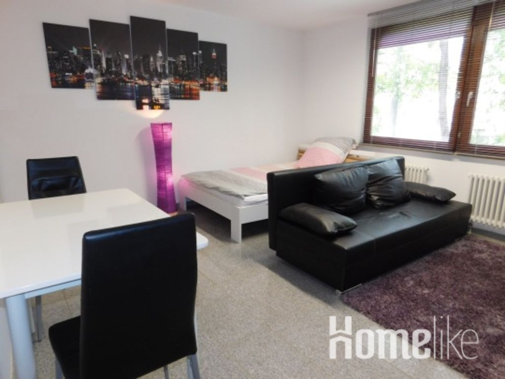 image 2 furnished 1 bedroom Apartment for rent in Stuttgart, Baden-Wurttemberg