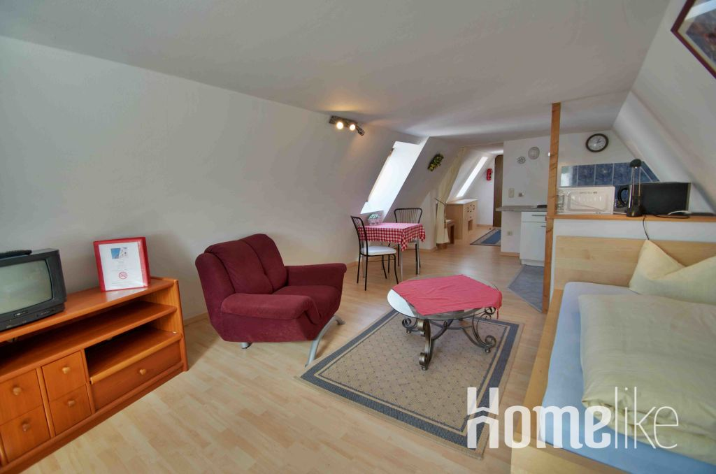 image 3 furnished 1 bedroom Apartment for rent in Augsburg, Bavaria (Munich)