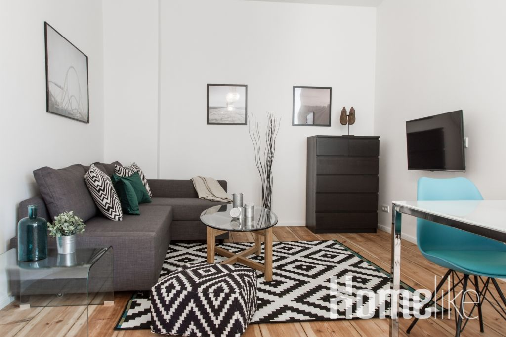 image 1 furnished 1 bedroom Apartment for rent in Moabit, Mitte