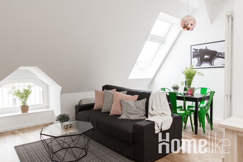 image 8 furnished 1 bedroom Apartment for rent in Wedding, Mitte