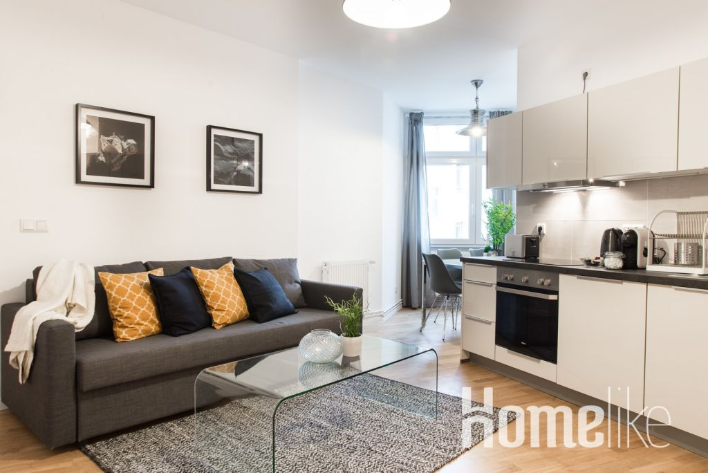 image 1 furnished 2 bedroom Apartment for rent in Charlottenburg, Charlottenburg-Wilmersdorf