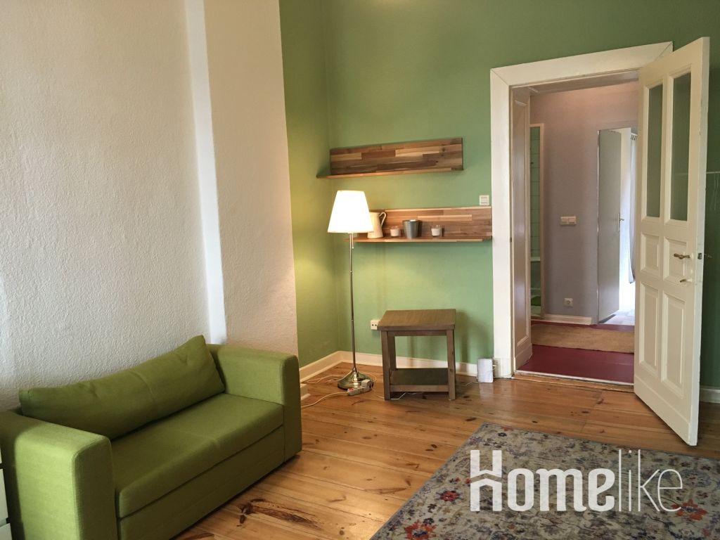 image 1 furnished 1 bedroom Apartment for rent in Kreuzberg, Friedrichshain-Kreuzberg