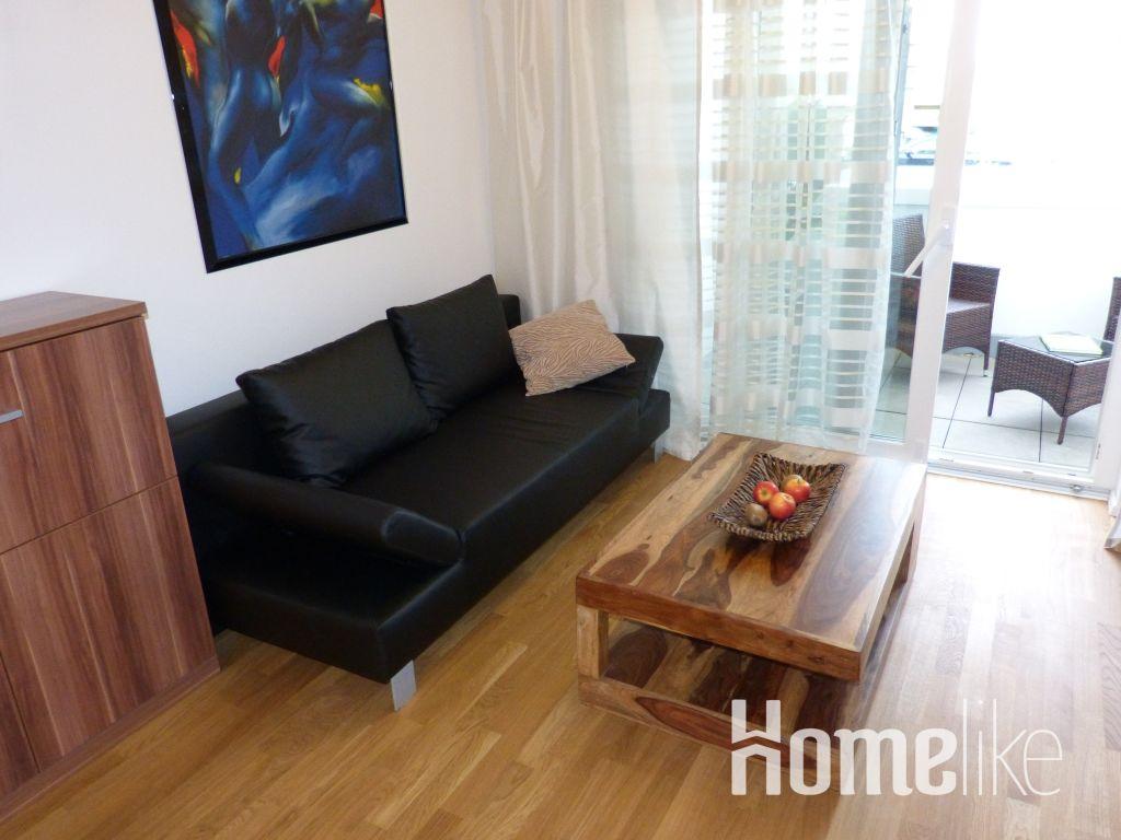 image 2 furnished 1 bedroom Apartment for rent in Niederursel, Frankfurt