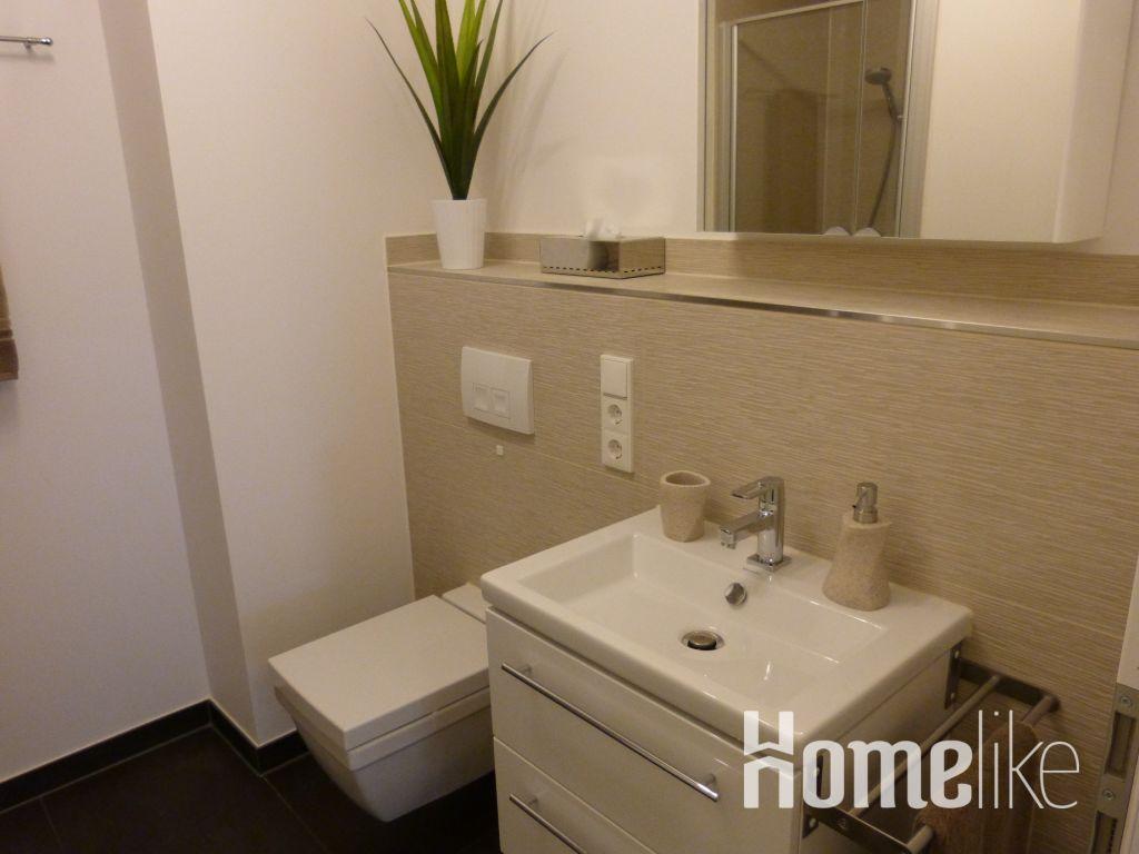 image 3 furnished 1 bedroom Apartment for rent in Niederursel, Frankfurt