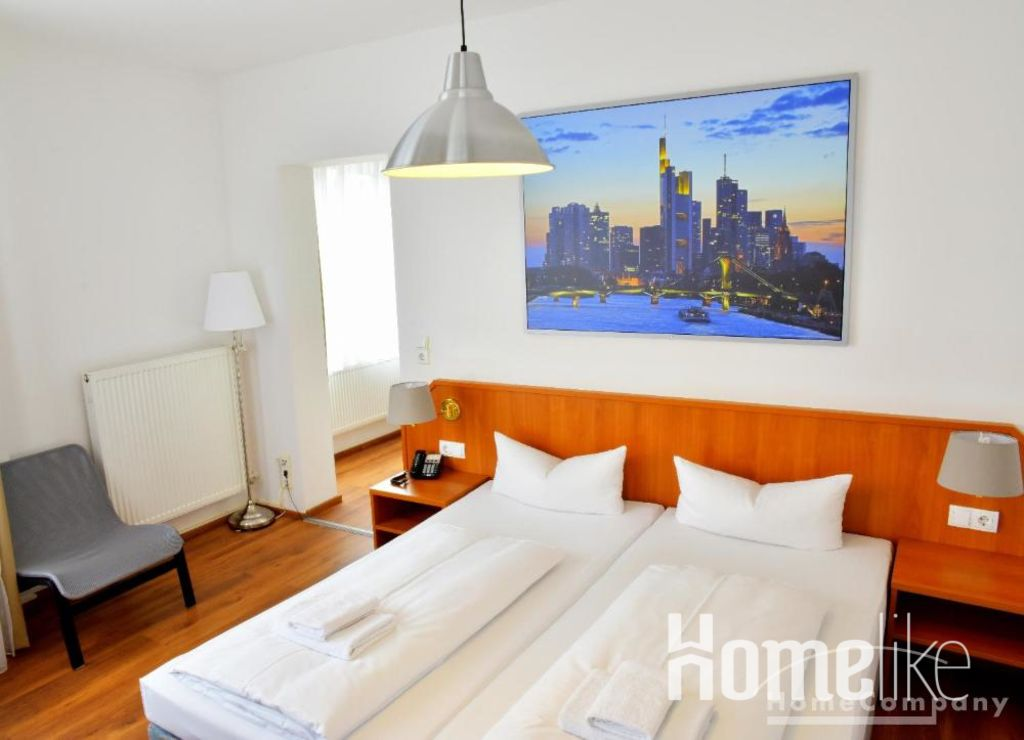 image 1 furnished 1 bedroom Apartment for rent in Gallus, Frankfurt