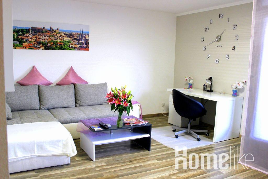 image 2 furnished 1 bedroom Apartment for rent in Neuburg-Schrobenhausen, Bavaria (Munich)