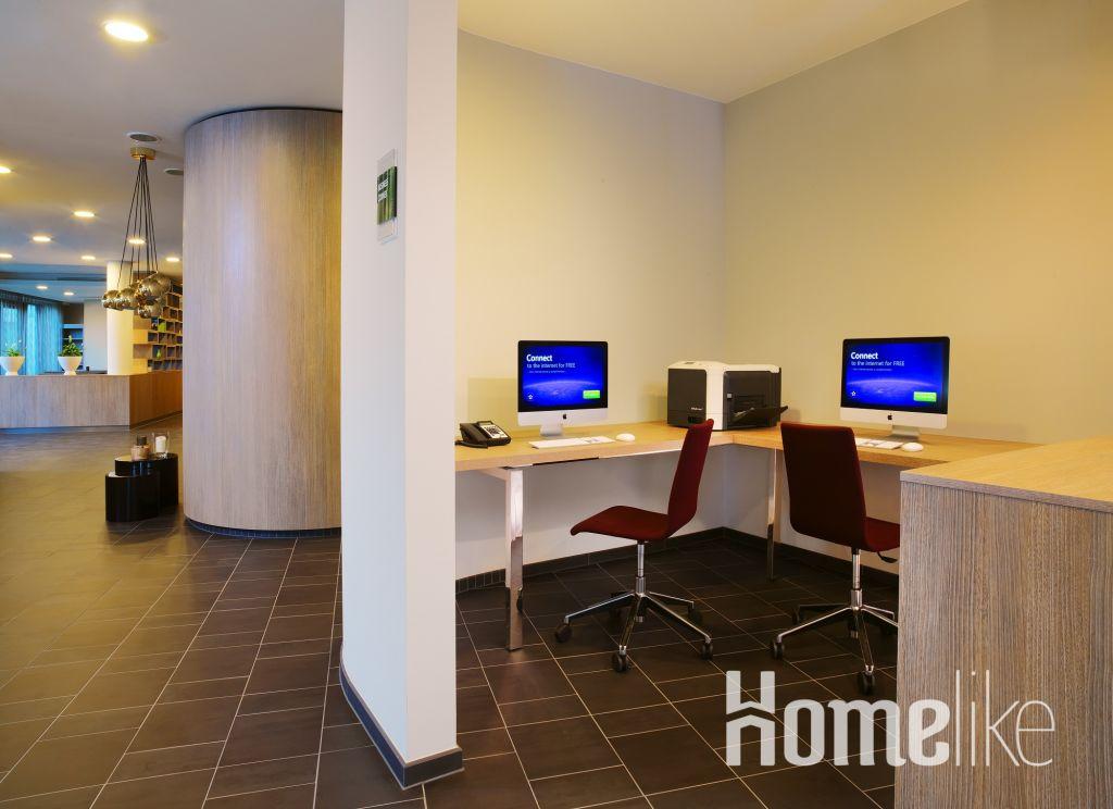 image 7 furnished 1 bedroom Apartment for rent in Flughafen, Frankfurt