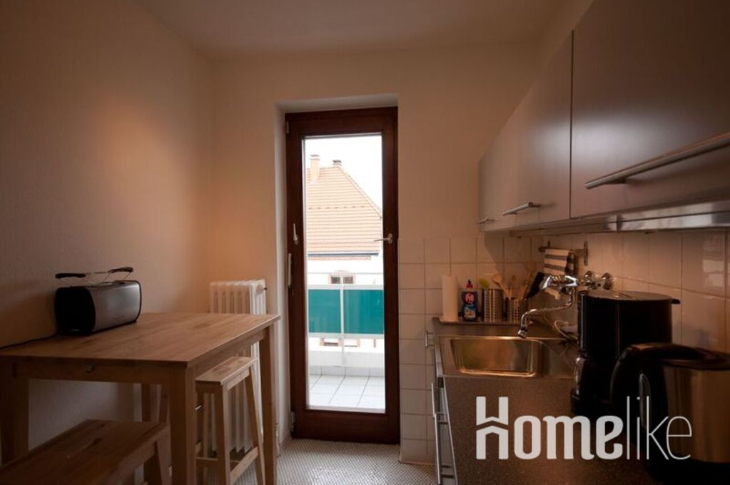image 3 furnished 1 bedroom Apartment for rent in Karlsruhe, Baden-Wurttemberg