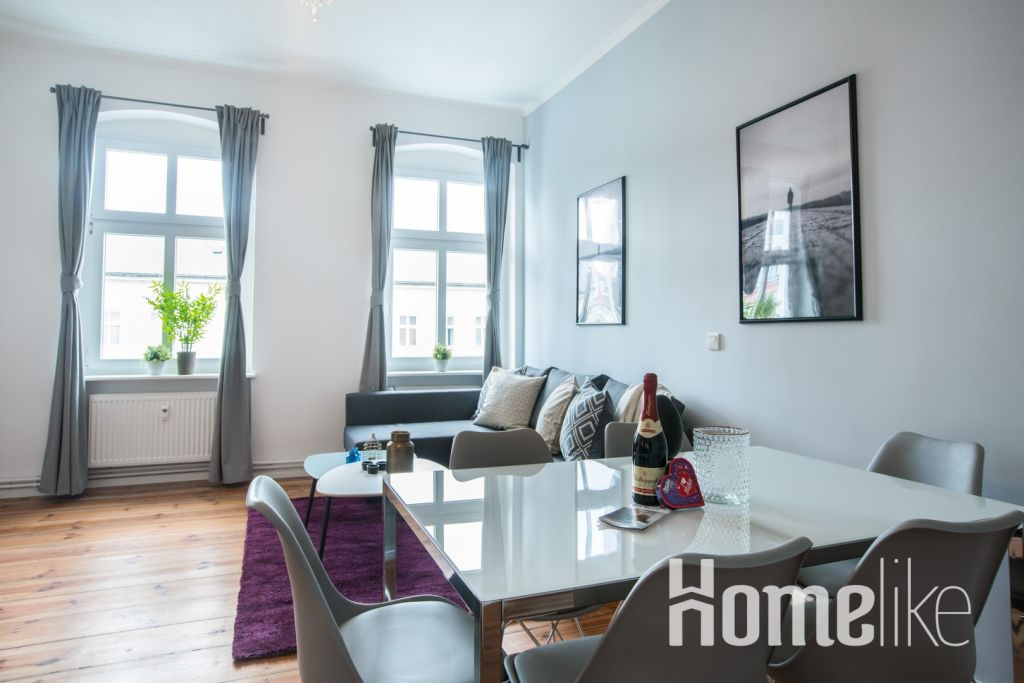image 2 furnished 2 bedroom Apartment for rent in Tiergarten, Mitte